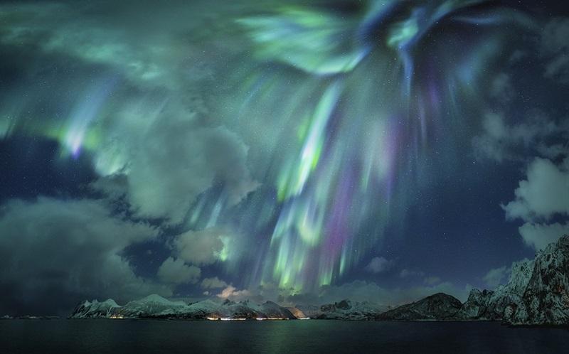 «بانوی سبز» اثر نیکلاس روملت