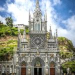 کلیسای لاس لاخاس در کلمبیا