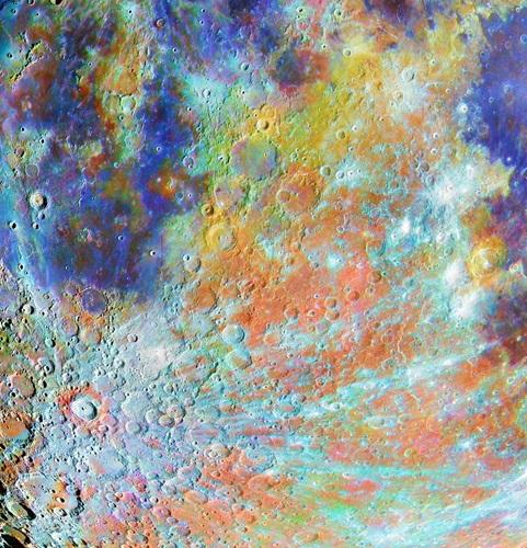 «دهانهی تایکو با رنگ» اثر آلن پائیلو