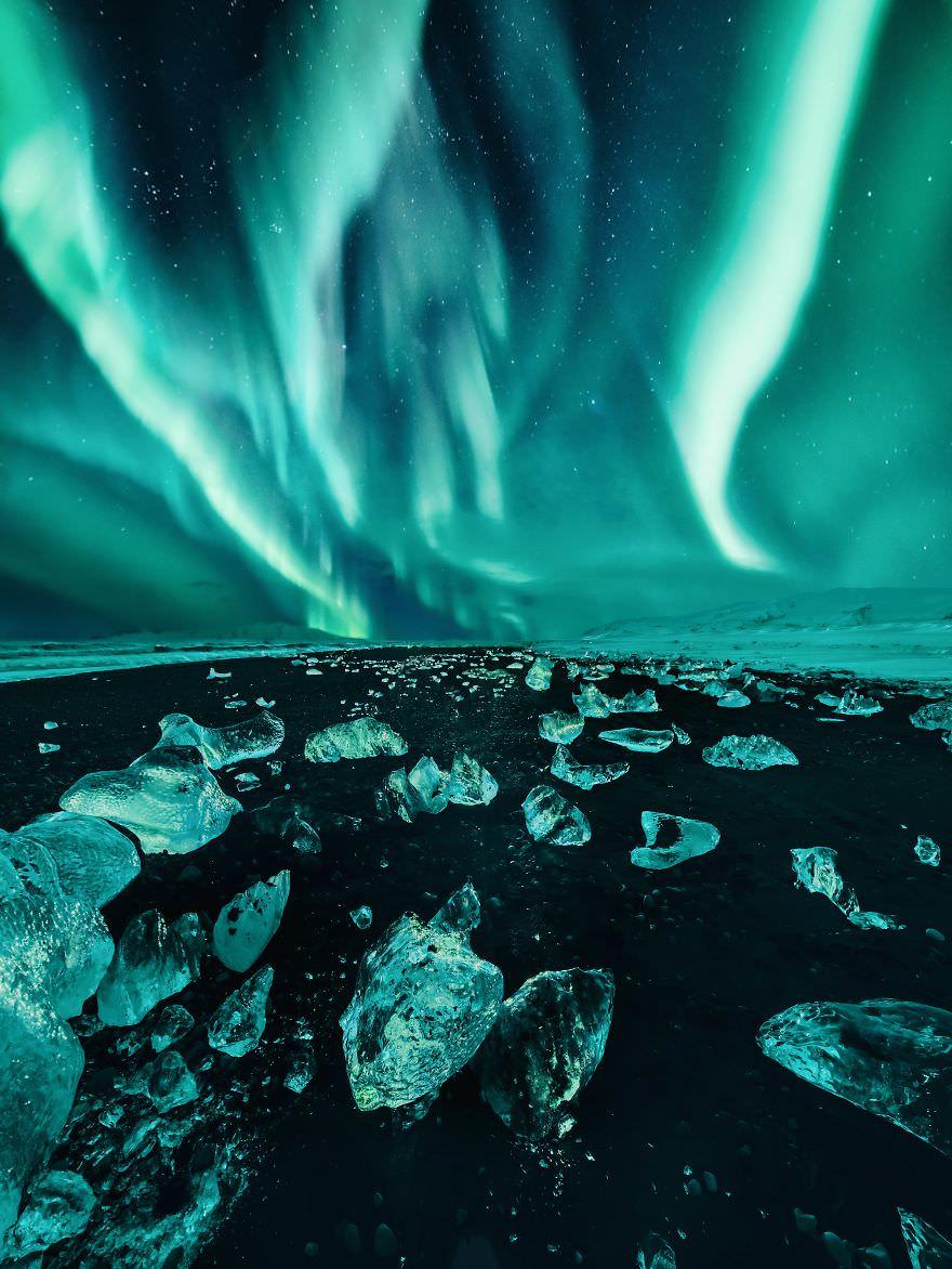 «ایسلند» اثرچه کسی است؟ کریستینا ماکیوا