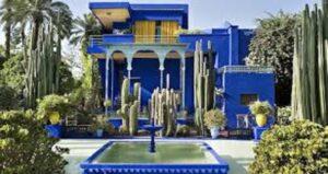 باغ ماژورلیکی از حیرت انگیزترین باغ های جهان