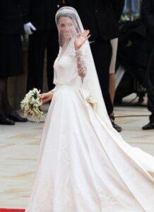 عروسی کیت میدلتون و پرنس ویلیام