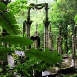 لاس پوزاس جنگلی با بناهای شگفت انگیز