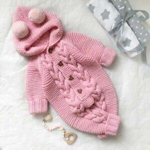بافت سرهمی نوزادی