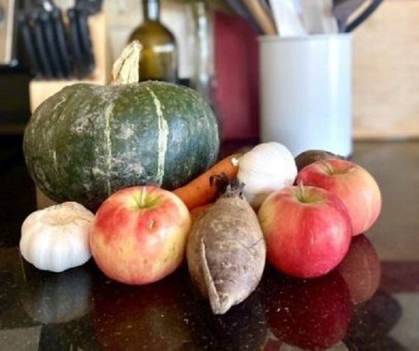 خوردنی های شفا بخش در پاییز و زمستان