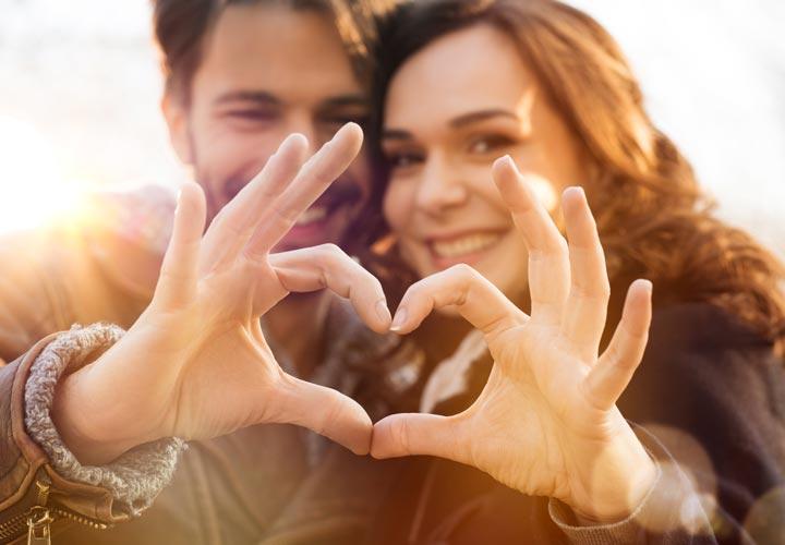 فواید شگفت انگیز عاشق شدن