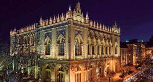 کاخ اسماعیلیه در آذربایجان