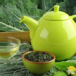 چای سبز برای سلامت قلب