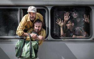 اولین عکس از فیلم سینمایی «شیشلیک» که مراحل پایانی ساخت