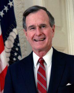 جورج هربرت واکر بوش