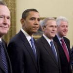 ریئس جمهور های آمریکا