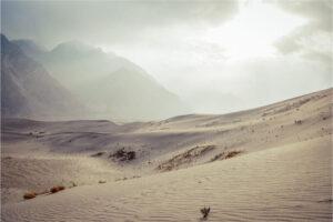 کویر کاتپانا در پاکستان