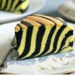طرز تهیه کیک زبرا/ کیک خوشمزه صبحانه وعصرانه