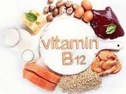 کمبود ویتامینB12
