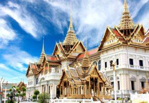 کاخ بزرگ ، بانکوک