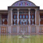 باغ عفیف آباد یا گلشن یکی از باغ های زیبا و قدیمی شیراز