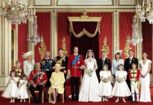 جانشین ملکه الیزابت دوم
