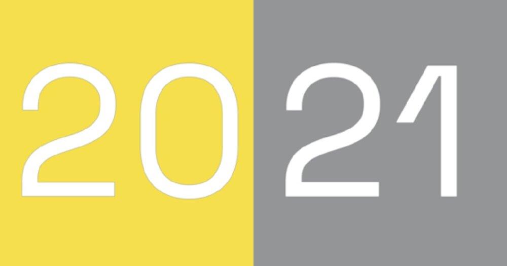 رنگ سال 2021 و 1400چیست