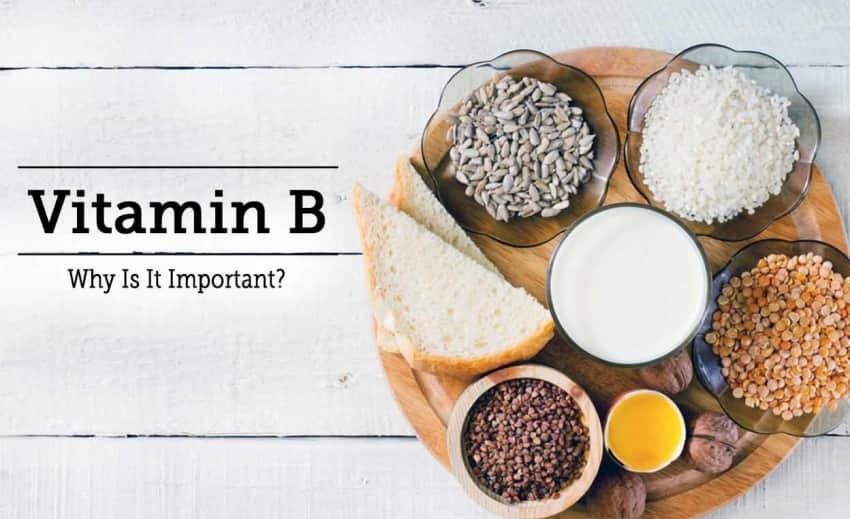 ویتامین B