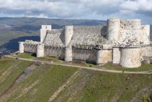 قلعه صلیبی در لبنان