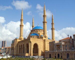 مسجد محمد الامین در لبنان