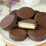 شیرین عسل شکلاتی خانگی خوشمزه +طرز تهیه