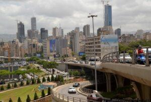 شهر بیروت پایتخت لبنان