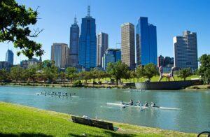 ملبورن شهر بزرگ استرالیا