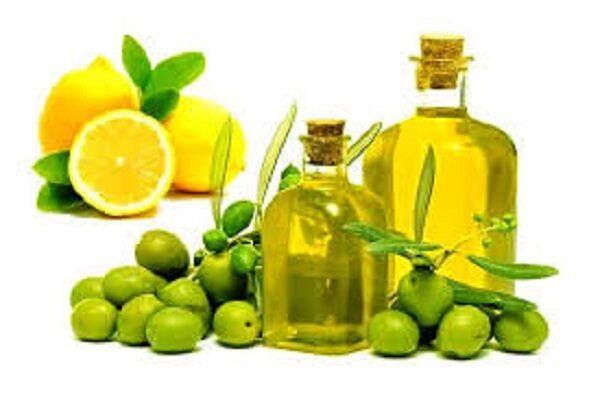 خواص زیتون و لیمو