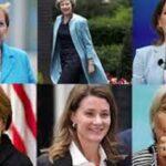 معرفی 12 قدرتمندترین زنان جهان