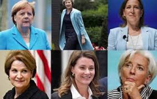 قدرتمندترین زنان جهان