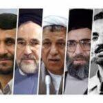 معرفی 7 رئیس جمهور ایران بعد از انقلاب اسلامی
