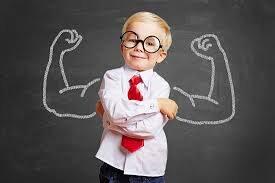نشانههای اعتماد به نفس بالا در  کودک