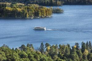 دریاچه پیشاجروی( Lake Pyhajarvi)