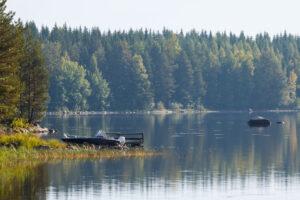 دریاچه روووسی(Lake Ruovesi)
