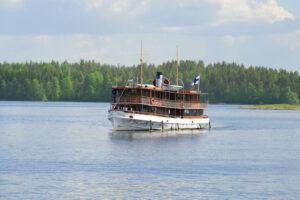 دریاچه سایما(Lake Saimaa)