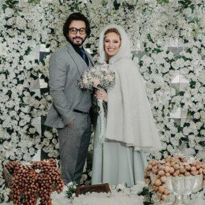 ازدواج نگین معتضدی با تهیه کننده تلویزیون