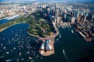 مشهورترین بناهای دیدنی استرالیا