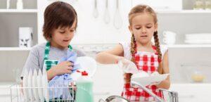 تربیت کودکان مسئولیت پذیر