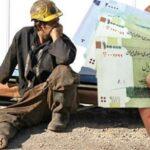 حداقل دستمزد کارگران 39 درصد در سال 1400 افزایش می یابد.