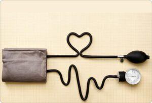 کنترل فشار خون بالا