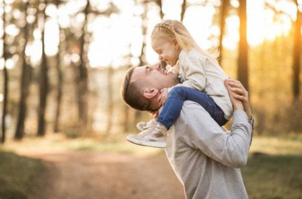 عشق پدر و دختری