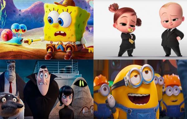فیلم انیمیشن 2021