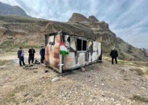 علت آتشسوزی کانکس معلمان دزفول