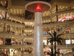 بزرگترین مرکز خرید در جهان