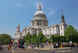 کلیسای جامع سنت پل در لندن