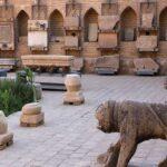 موزه سنگ شیراز و 10 نمونه از سنگ های تاریخی و با ارزش