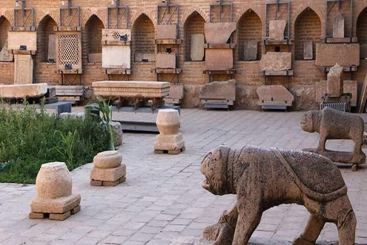 موزه سنگ شیراز