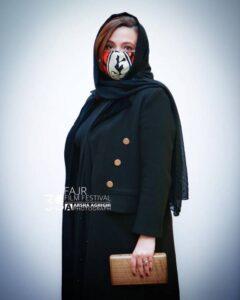 گلاره عباسی در جشنواره فجر 99