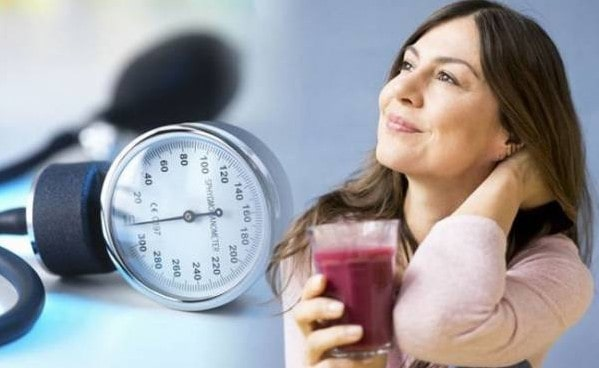 اب انار برای کاهش فشار خون